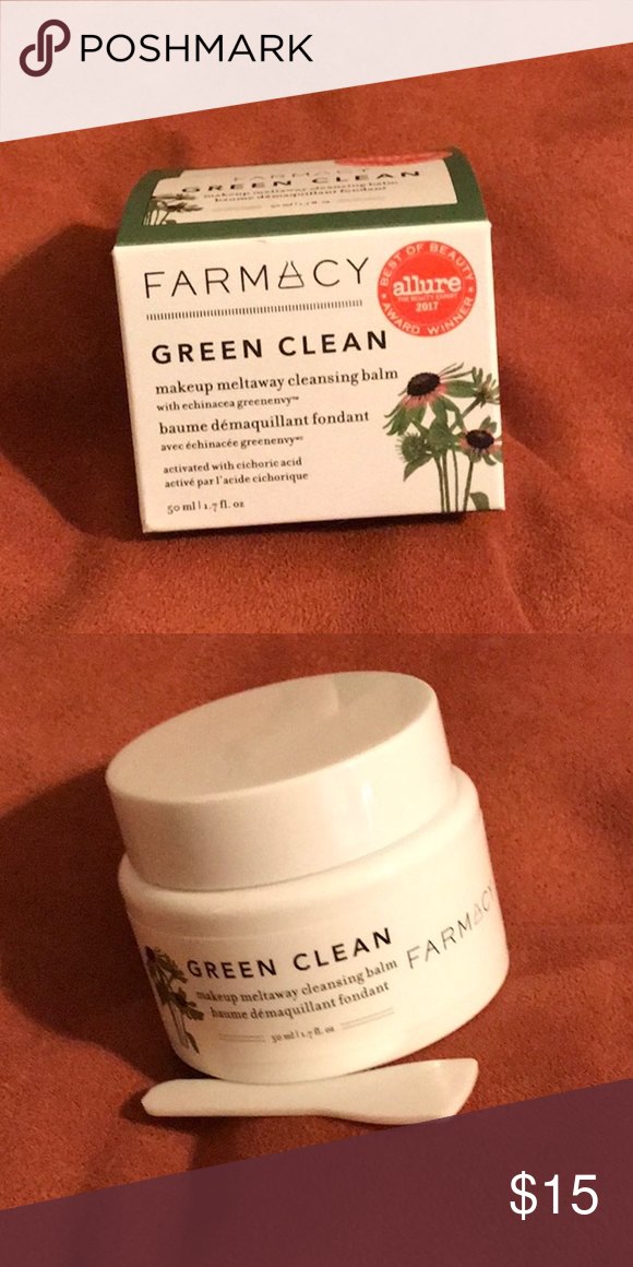 Farmacy Green Clean Cleansing Balm Cleansing balm, The