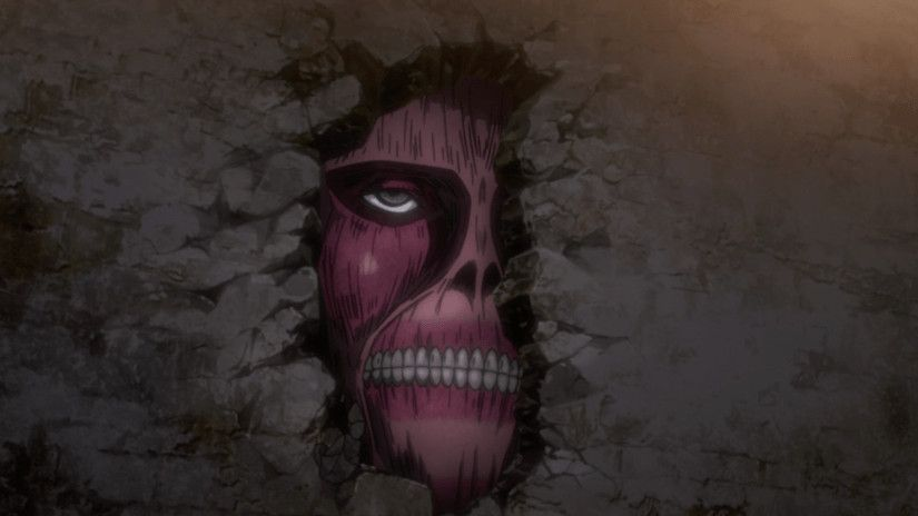Aot wall lovely attack on titan season 2 episode 1 review
