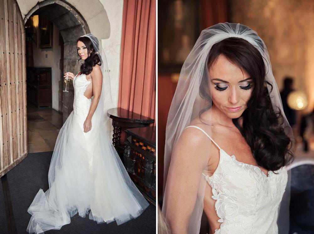 Leeds Castle Wedding Beautiful Brides Bridal Photos Bride