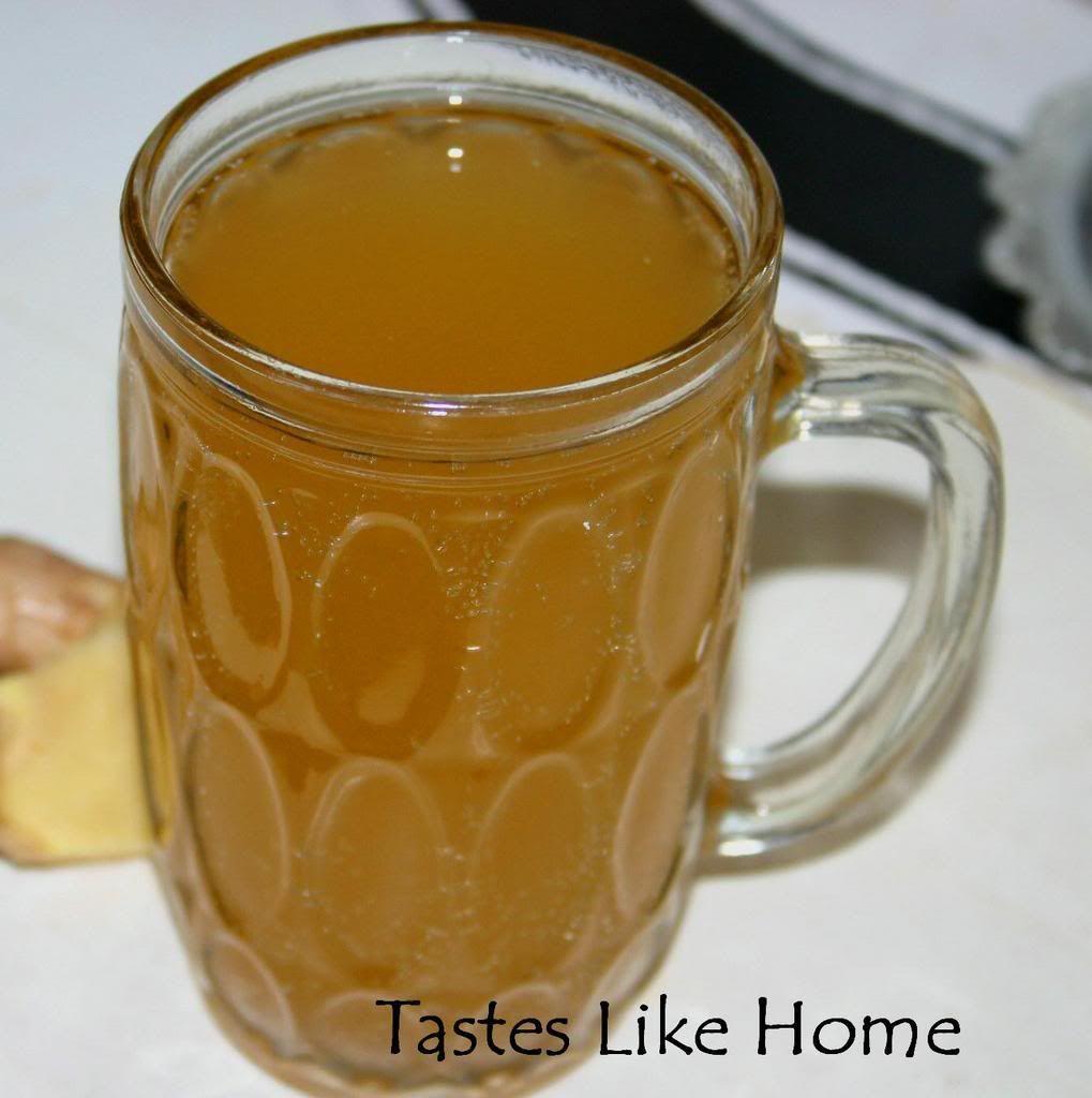 Guyanese Ginger Beer Tastes Like Home Fresh Flavourful Juicy