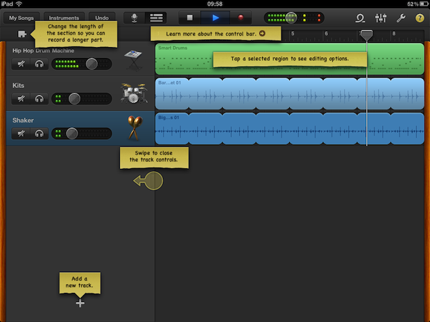 Making A Podcast With GarageBand for iPad. AppStorm