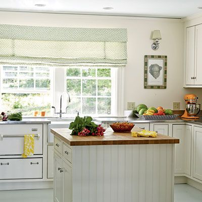 Cottage Style Kitchen Designs Amazing White Renovated Cottage Kitchens  Continually Evolving Project Inspiration