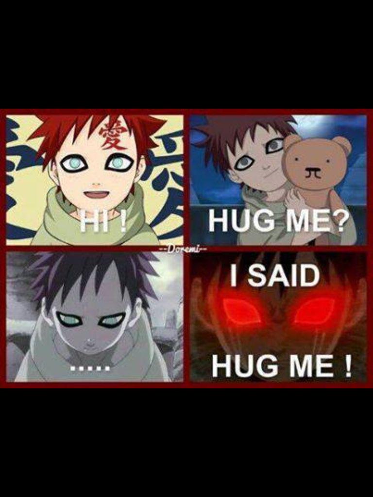 gaara naruto jokes pinterest gaara naruto and anime