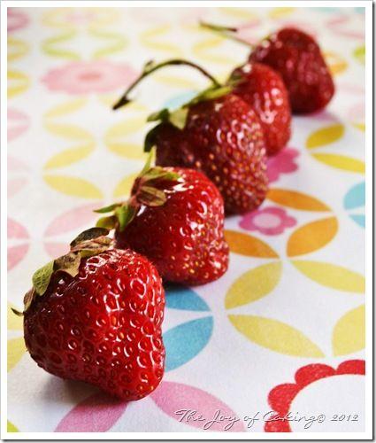 Strawberry Bliss Ice Cream