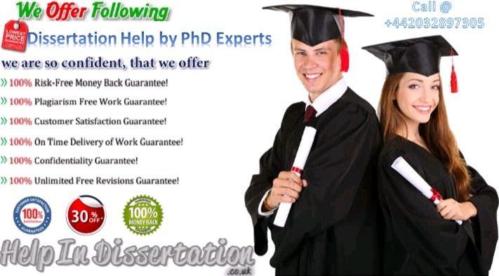 Phd dissertation help on finance