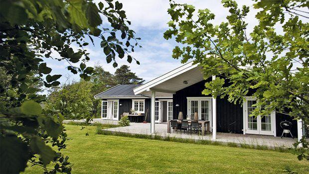 Nils Juul Eilersens sommerhus i Tisvilde - BO BEDRE
