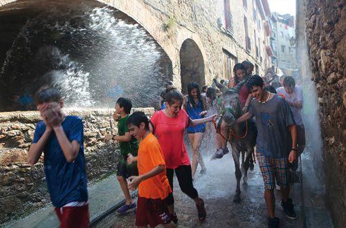 Berga celebra la Festa dels Elois