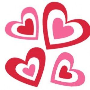 Valentine Clip Art | Valentine's Day Heart Clipart | Newsletter ...