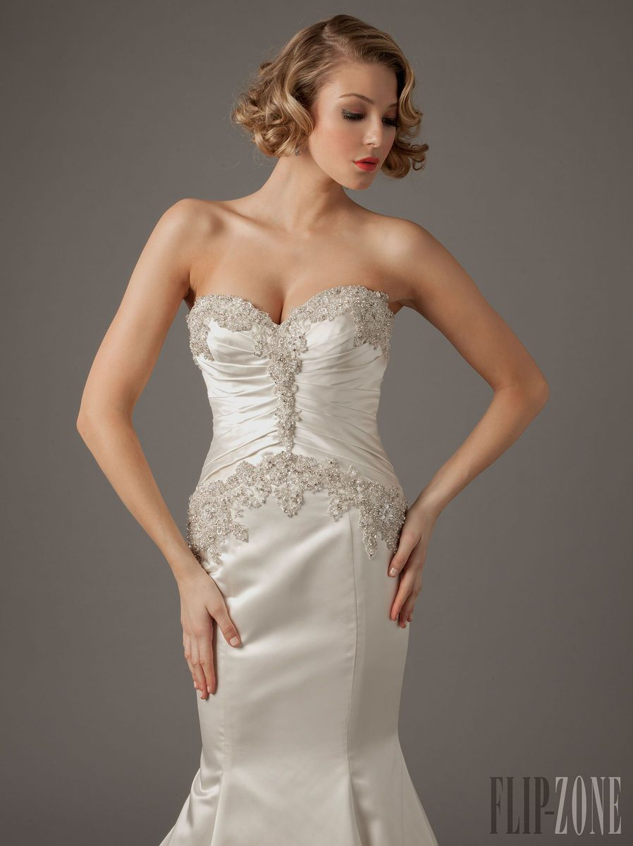 Mark zunino wedding dresses  MZ by Mark Zunino for Kleinfeld  Bridal   collection