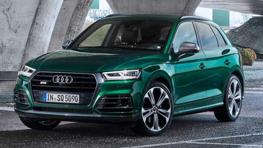 Der Diesel Ist Tot Nicht Doch Sagt Audi Hier Kommt Der Neue Hightech V6 Inklusive 48 Volt Bordnetz Und Monster Drehmomentes Mag In Anbe Audi Sq5 Audi Diesel