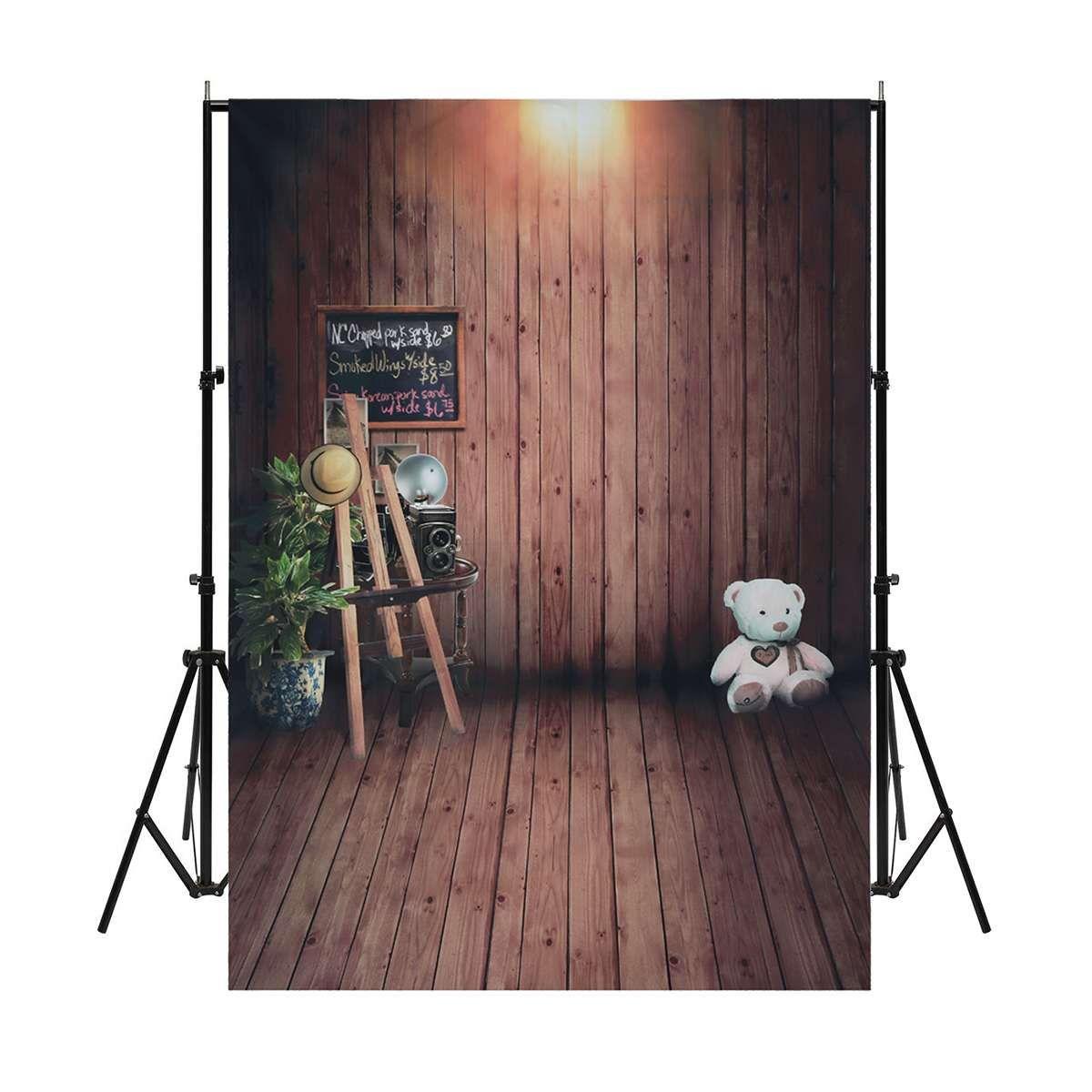 رخيصة 150x210 سنتيمتر خمر الخشب الطابق ورق حائط التصوير خلفية الصور ستوديو الدعائم الخلفيات القماش حزب لوازم الديكور يبيع الجودة خلفيات للحفلات مباشرة من المور