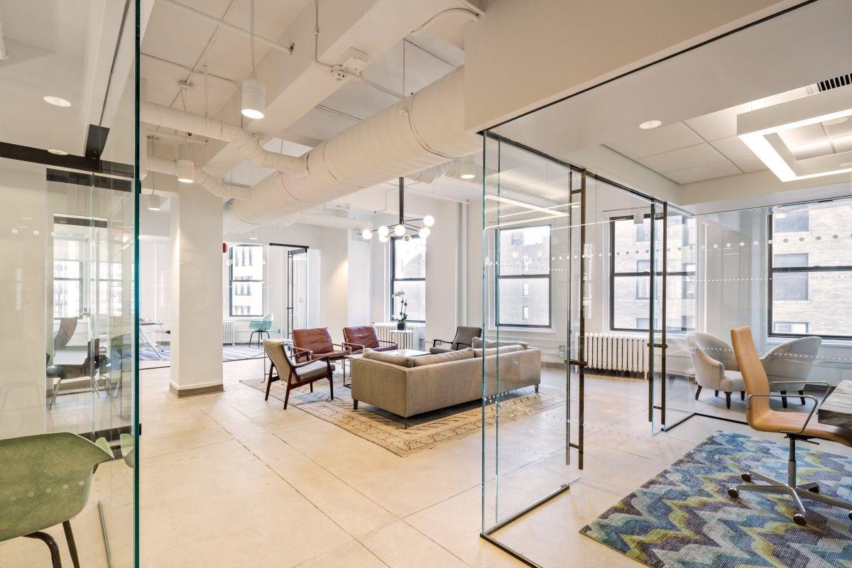 A Look Inside Valar Ventures' New York City Office - Officelovin