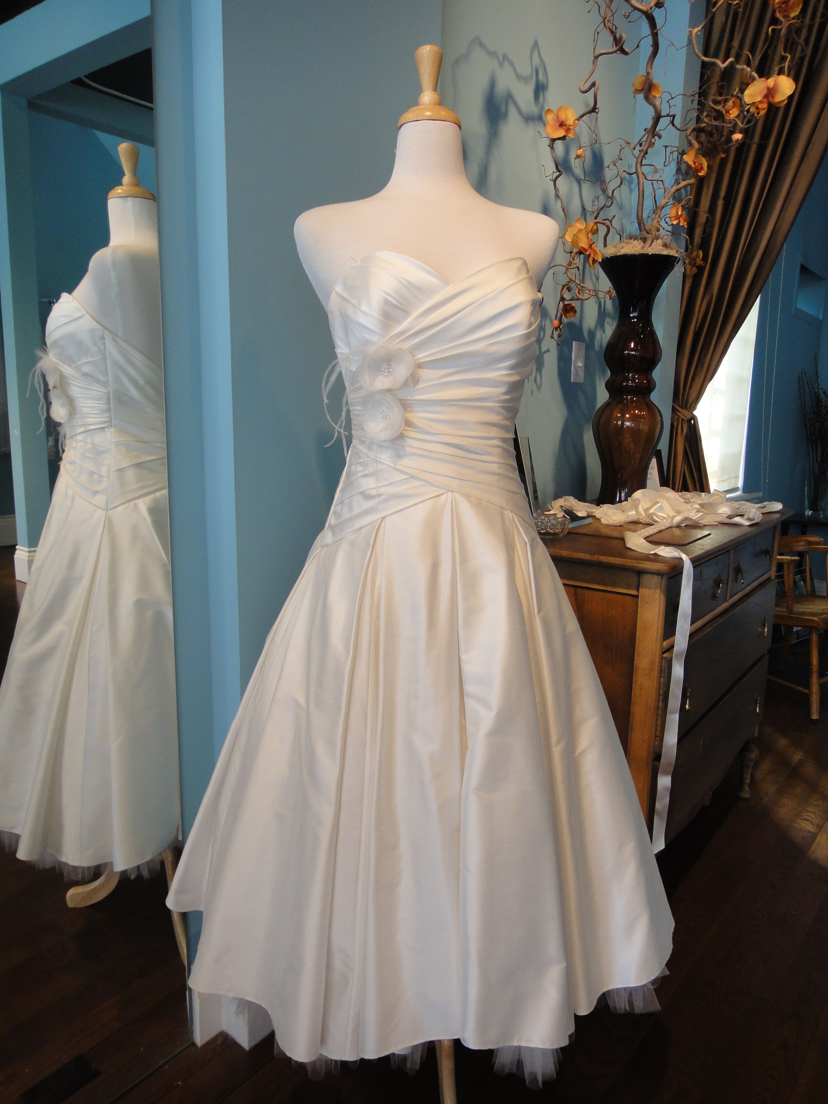 Fun Summer Wedding Dress...casual chic! (With images