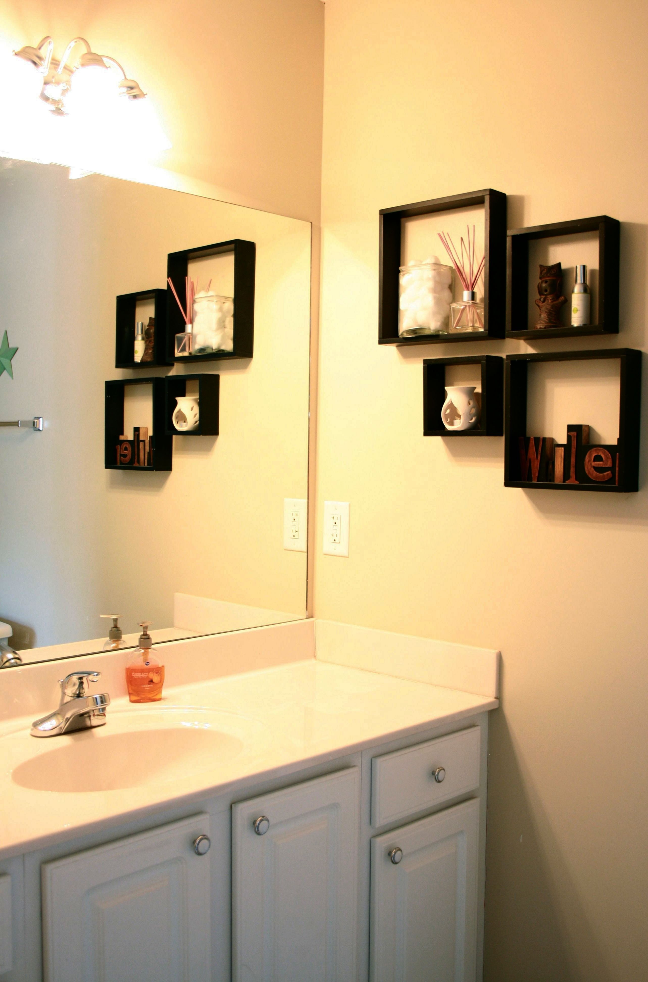 a how electrical switch off safely photo to i discreetly tv the pictures wall and of power bathroom can questions install