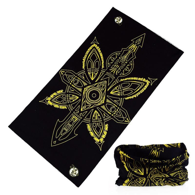 Embellished Tribal Butterfly Black KB3029 That/'s A Wrap Bling Knotty Band