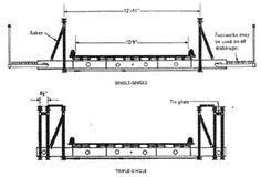 Bailey Bridge Configration Example UK Military Bridging