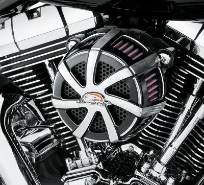 Agitator Extreme Billet Air Cleaner Kit Harley Davidson Custom Motorcycles Harley Harley Davidson Online Store