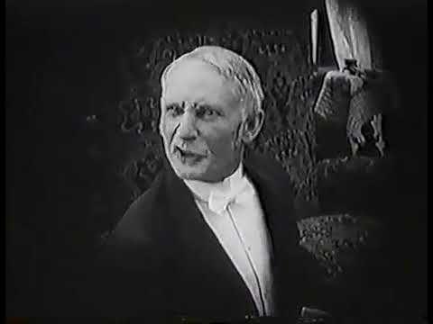 Scott Lord Swedish Silent Film: Hans nåds testamente (Victor Sjostrom, 1919)