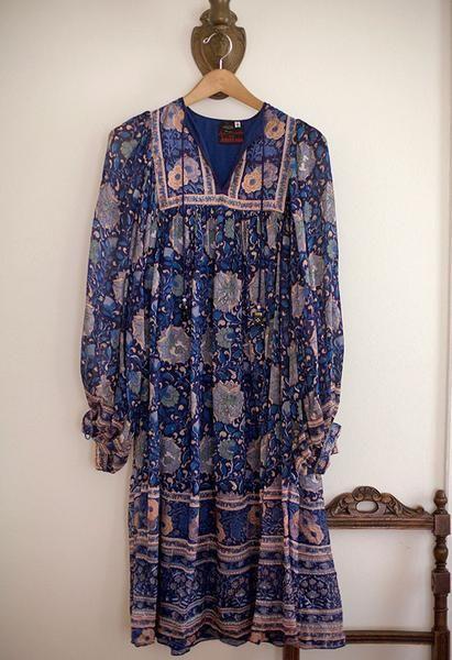 RILU KUWAN FOR JUDITH ANN Bodhi Dress