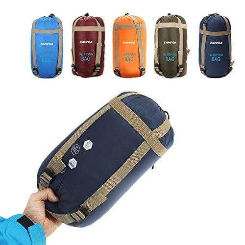 Top 5 Best Sleeping Bag Under 100 Lightweight And Compact