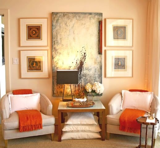 I like this color scheme too! And it\'s a lighter wall color, not ...