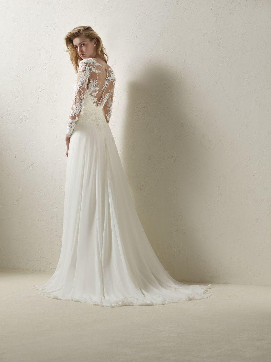 "Pronovias 18 ""Dresal""  Braut, Hochzeitskleid, Brautkleid"