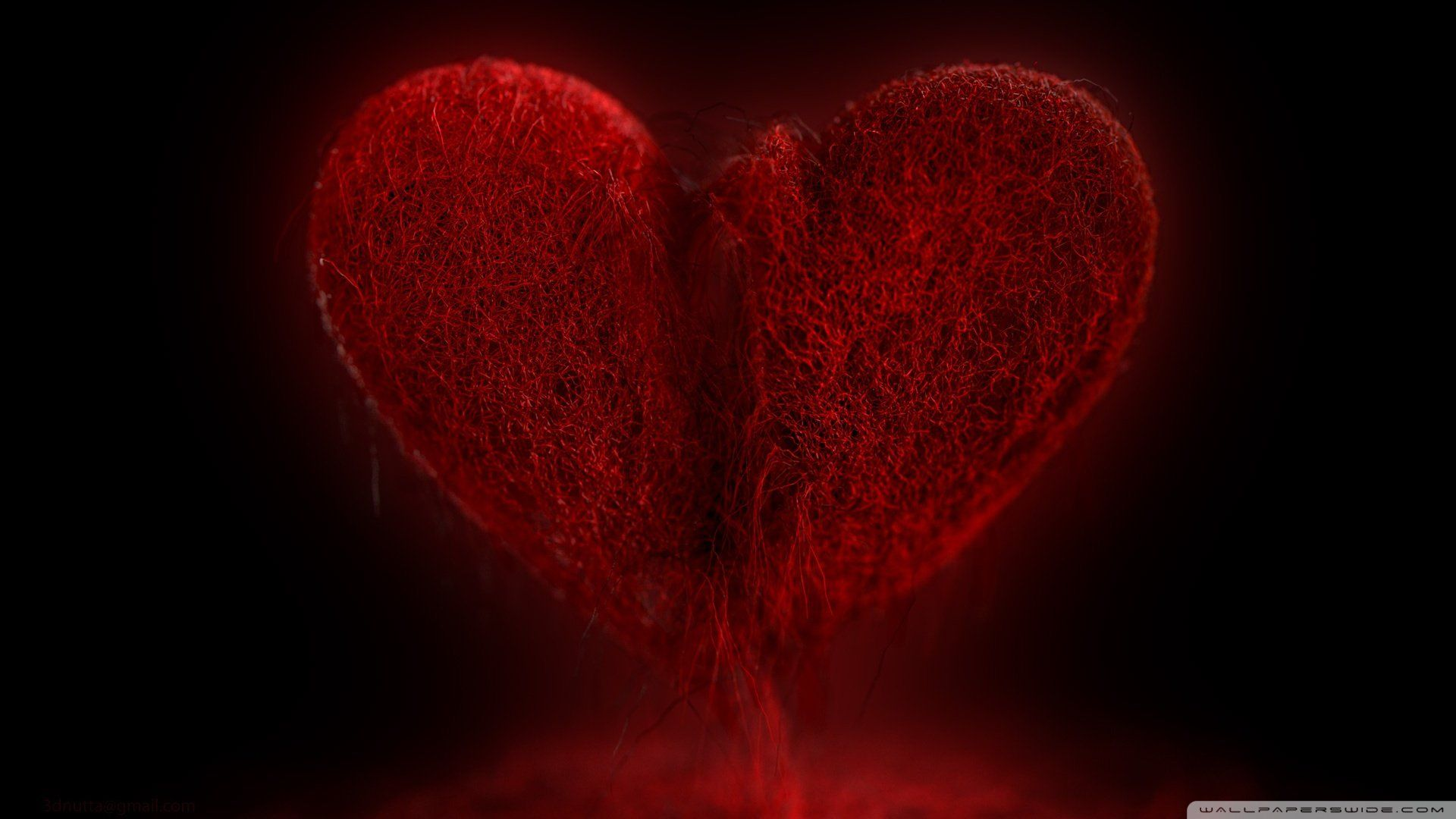 для фотки картинки разбитое сердце в приложении который создает фотографии