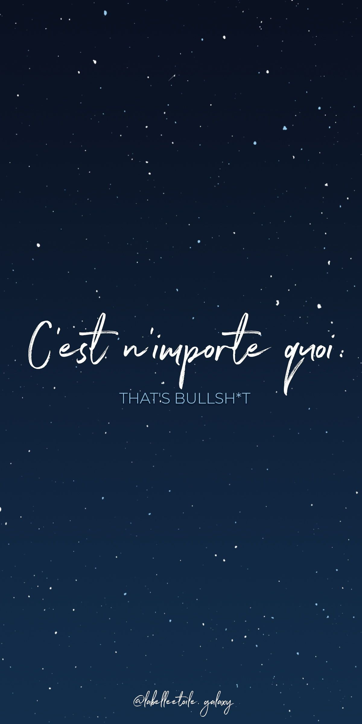 C Est N Importe Quoi : importe, C'est, N'importe, That's, Bullsh*t, Bonjour, Right, Learn, French, Quotes,, Words, Proverbs