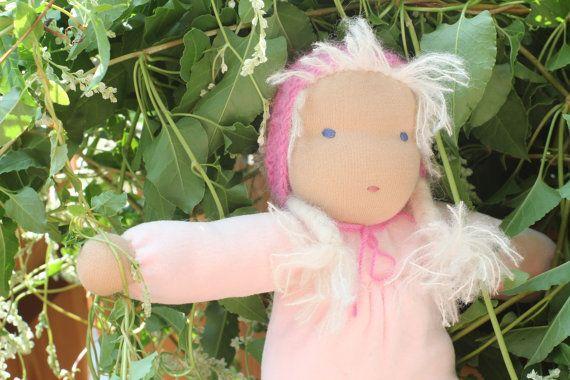Waldorf Baby Doll Herb Baby von RunaTare auf Etsy