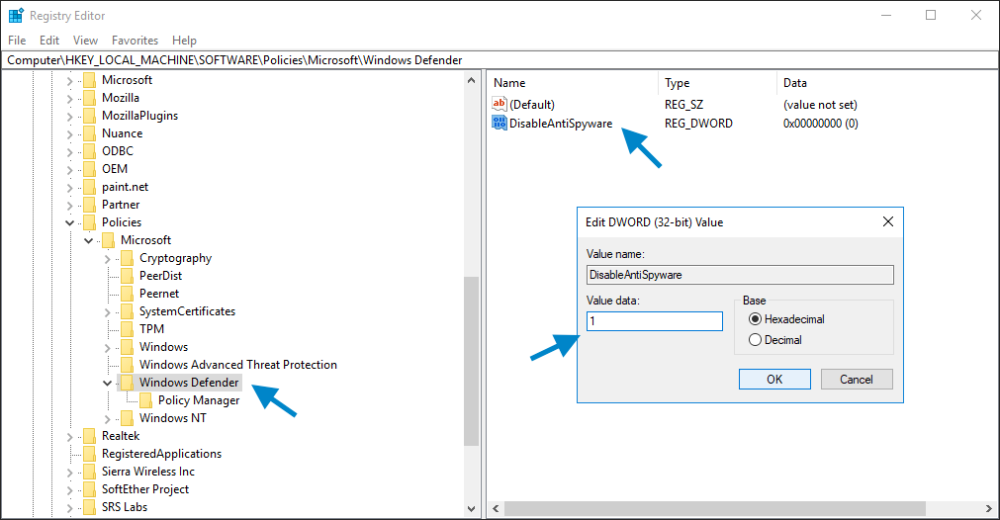 How To Fix Antimalware Service Executable High Cpu Usage Emsisoft Security Blog Windows 10 Windows Defender Windows