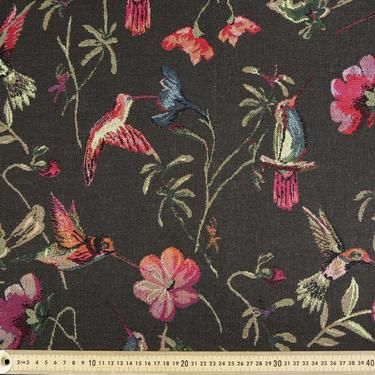 Exceptional Gardene Tapestry Fabric