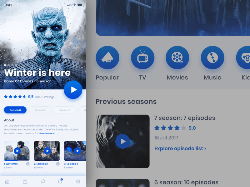 Movies App Sketch Freebie Download Free Resource For Sketch