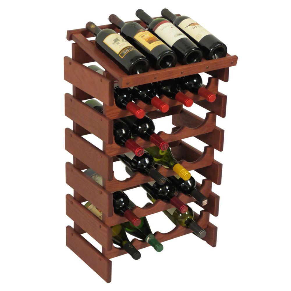Dakota 24 Bottle Floor Wine Rack Products Pinterest