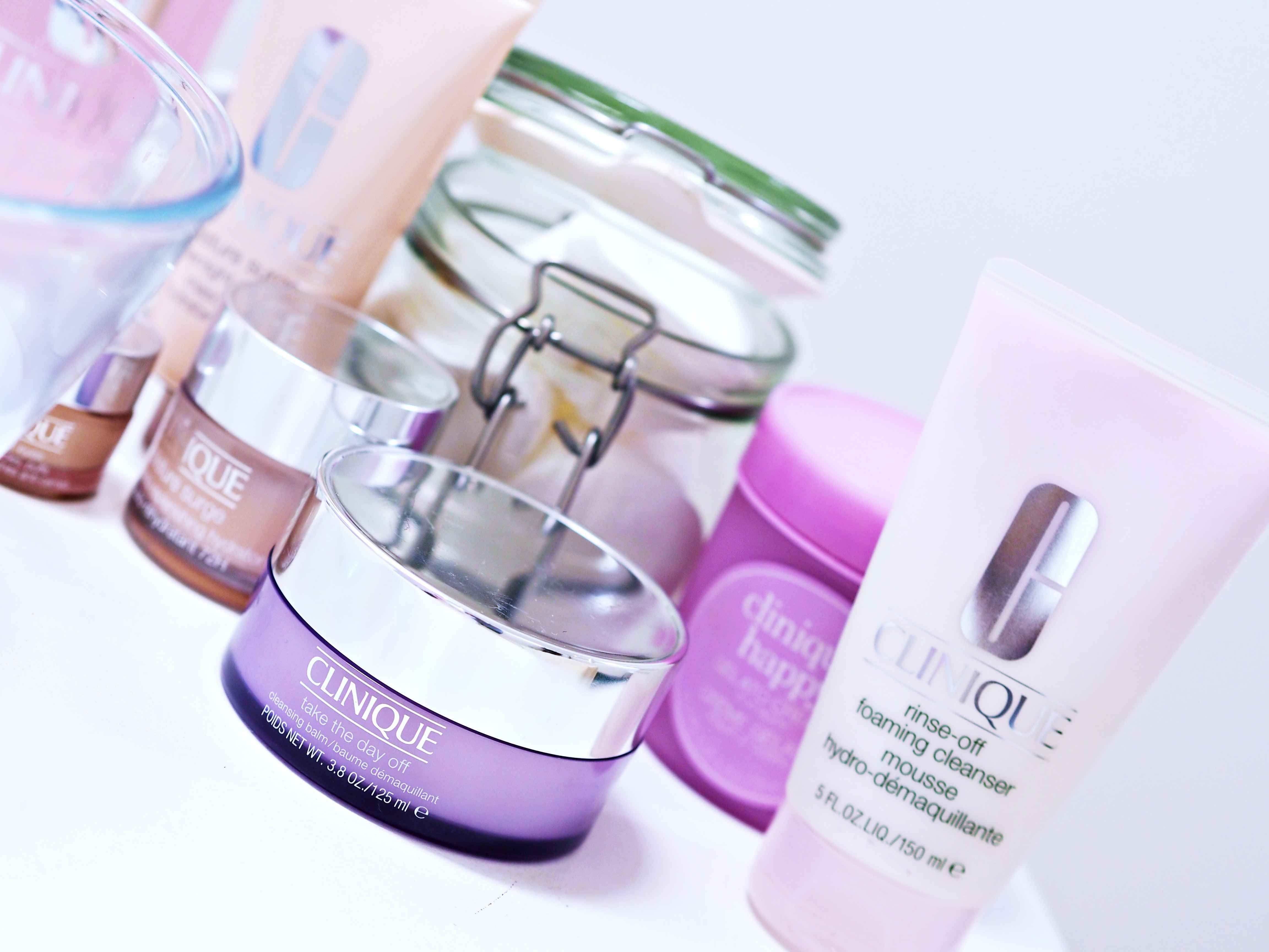 Clinique, it's as easy as 1, 2, 3! Skin care, The balm