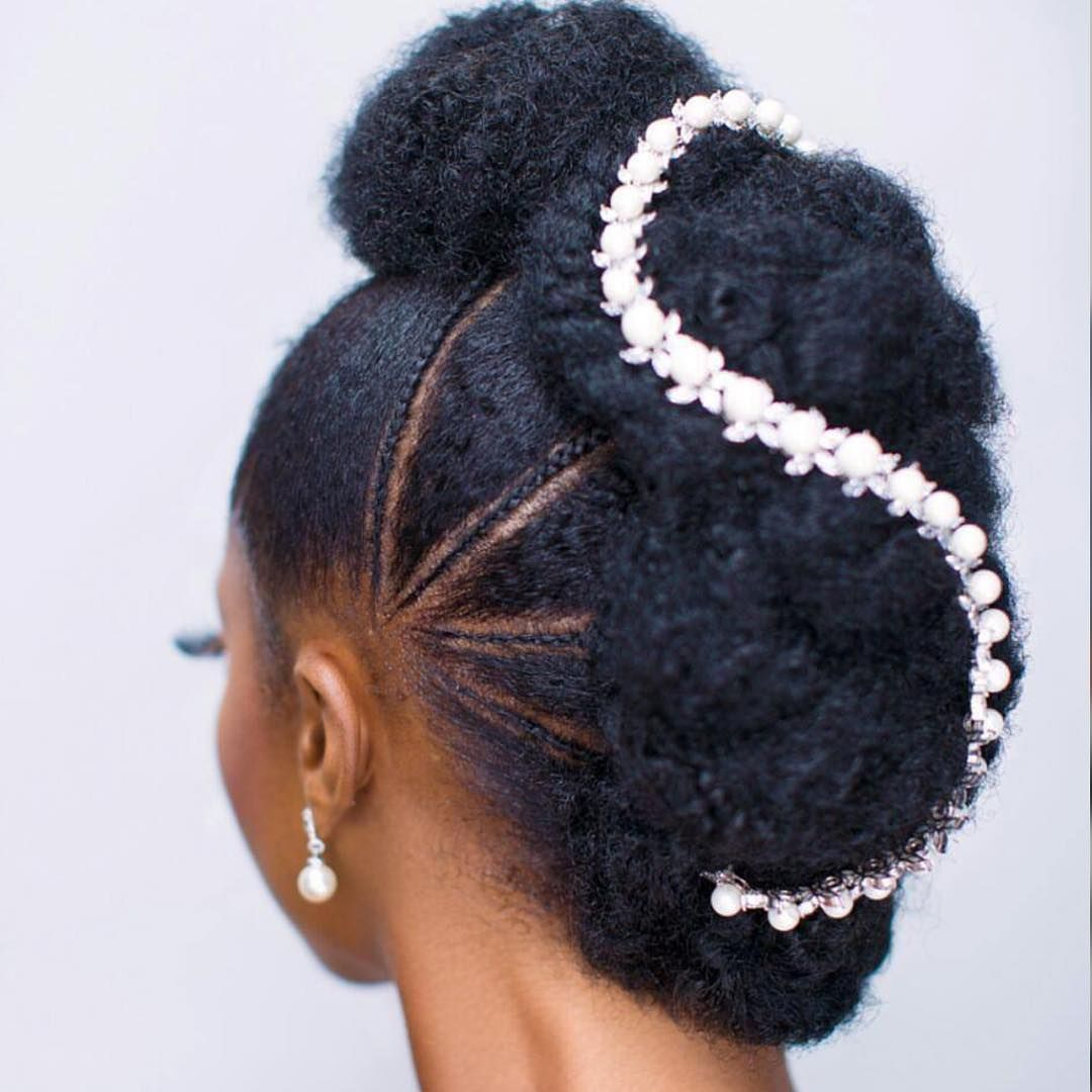 Bridal Hair For Natural Hair Natural Hair Wedding Natural Wedding Hairstyles Natural Hair Bride