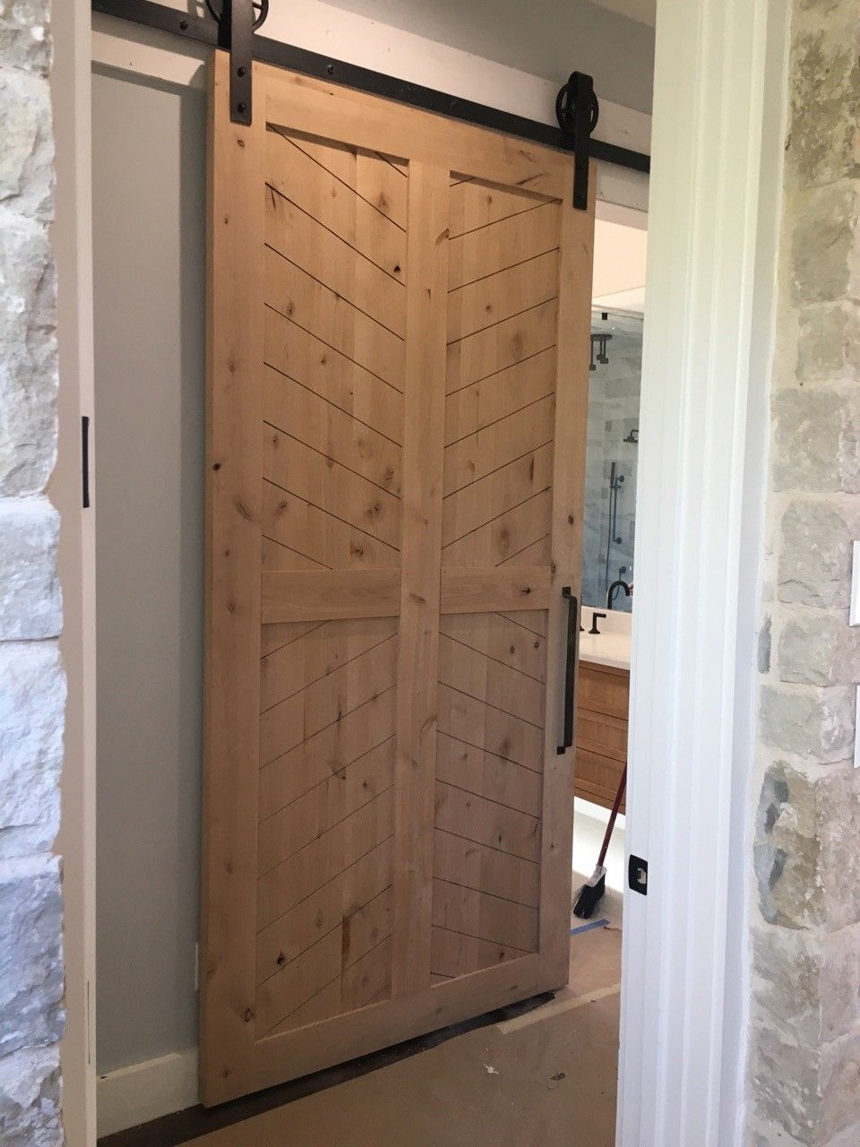 Westside Manor   Barn Door