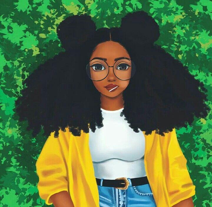 pin by natalia whyte on art pinterest black girls black women rh pinterest nz Little Black Girl Cartoon Little Black Girl Cartoon