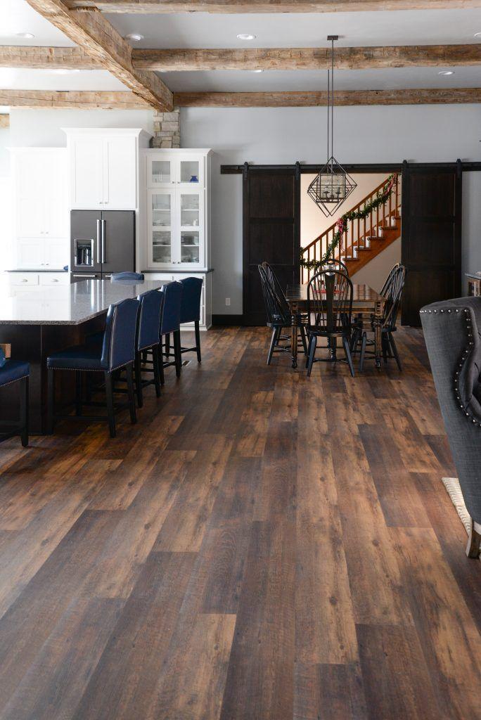 Flooring Coretec Plus, Montrose Oak Inexpensive