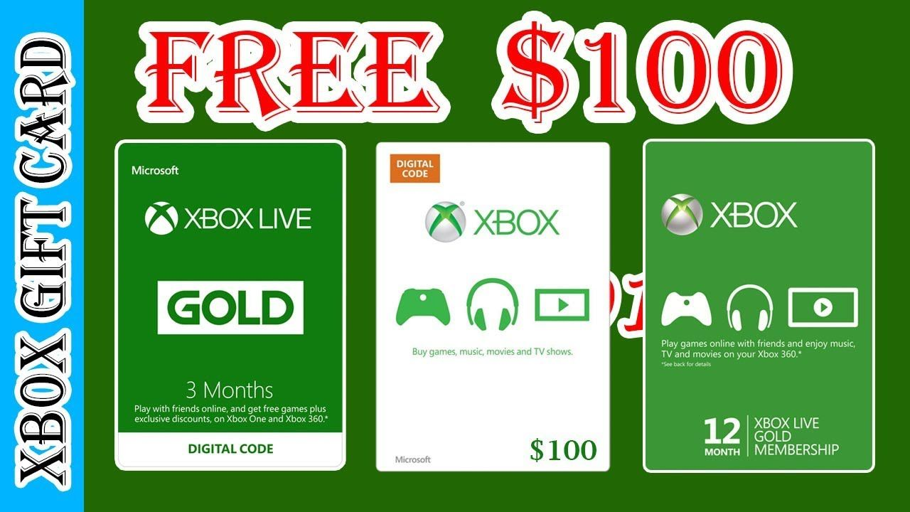 Xbox Gift Card Generatorget A 50 Free Xbox Gift Card Generator Is