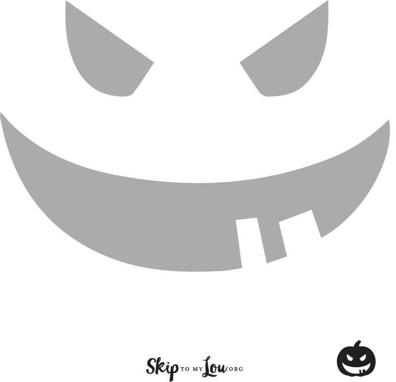 picture regarding Printable Pumpkin Face identify Neat Totally free printable pumpkin carving stencils Halloween Enjoyment