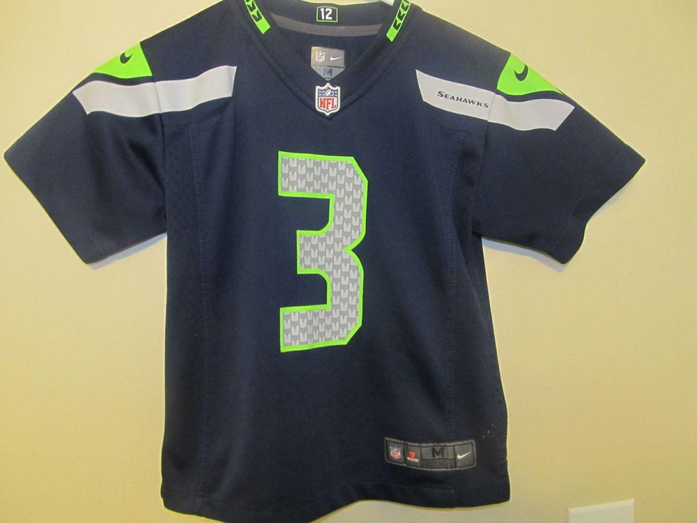 dda55a43 Russell Wilson - Seattle Seahawks Jersey - Nike Toddler 5T #Nike ...