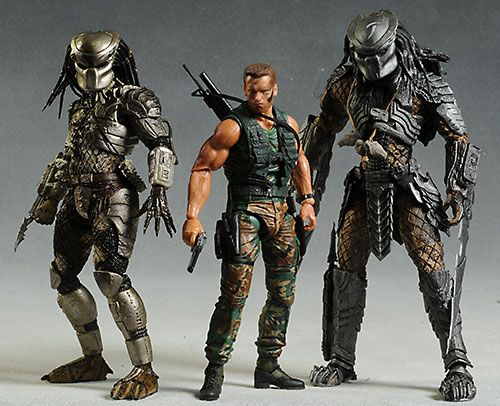 Pin by Victor Lycan on Predator | Predator action figures ...