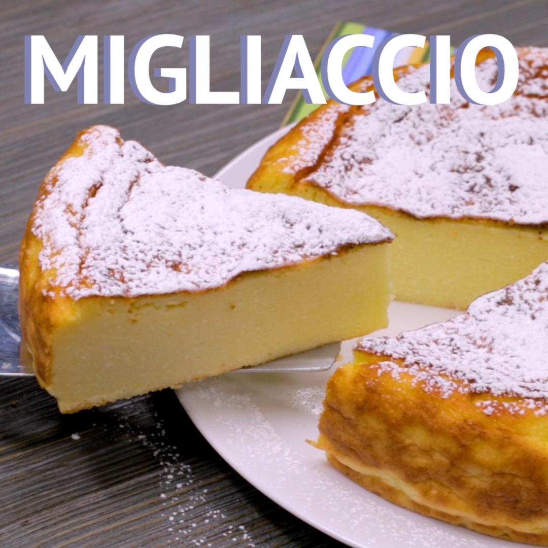 MIGLIACCIO – MIGLIACCIO: köstlich und mit einer besonderen Konsistenz …  – Pauline Henry