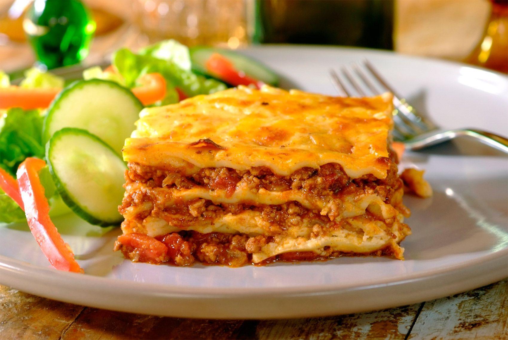 Classic Lasagne Lasagne Recipes Cooking Lasagne