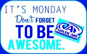 Good Monday Morning- Own Your Space www.advocare.com/150130160