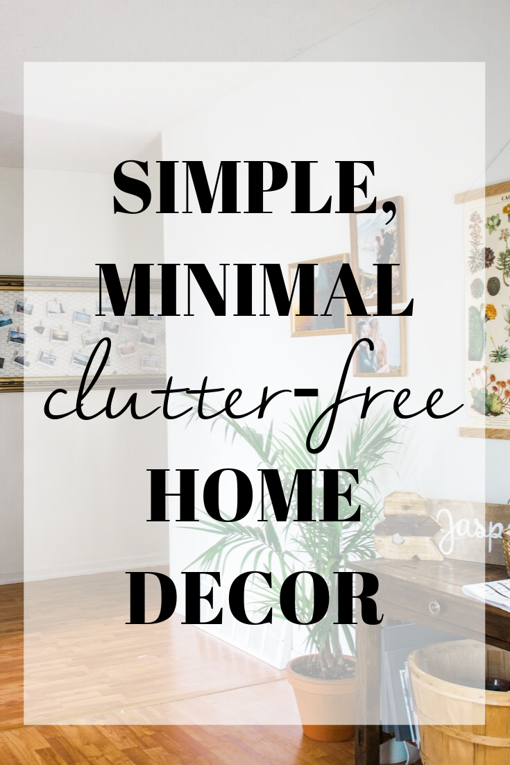 Clutter Free Home Decor Clutter Free Home Home Decor