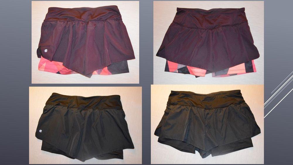 a61b4065dabf New C9 By Champion Womens Duo Dry + Inner Short Athletic Wear Size XXL  BURGUNDY  c9bychampion  Shorts