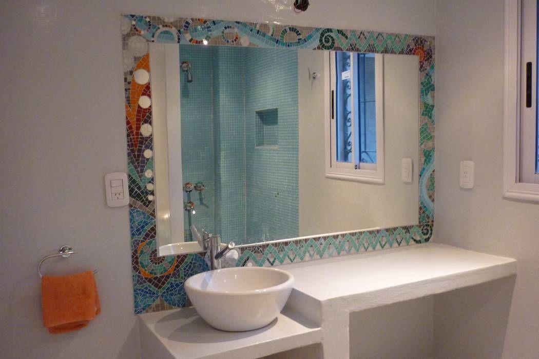 Imágenes de Decoración y Diseño de Interiores | Marcos de espejos ...