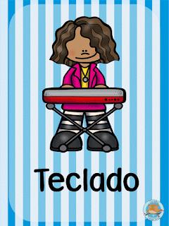 Sgblogosfera María José Argüeso Instrumentos Musicales Clever Classroom Ideas Clever Classroom Musicals