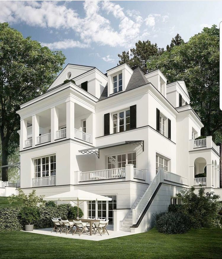 Hernightskyy Dream House Exterior House Styles House Designs Exterior